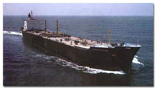 san clemente tanker