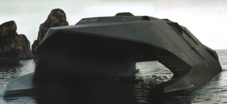 Stealth_Boat_Model