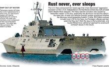 Rust never, ever sleeps