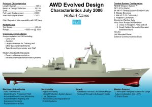 AWD Evolved Design