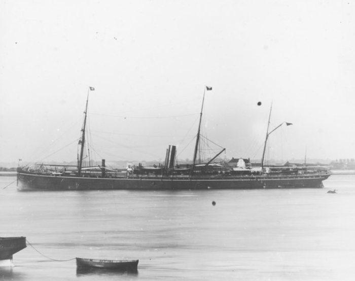 El SS Ravenna