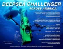 DeepSea Challenger Across America