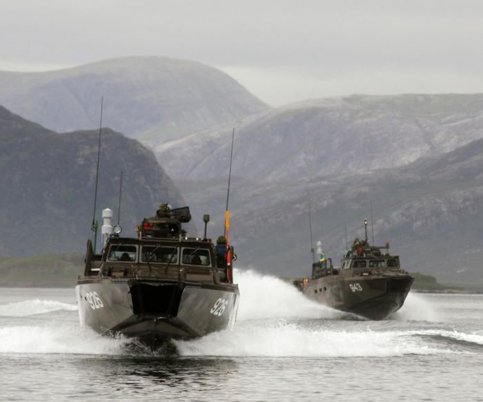 Schotland 29 juni 2004 Joint Maritime Course 2004 (JMC) Hr. Ms Rotterdam