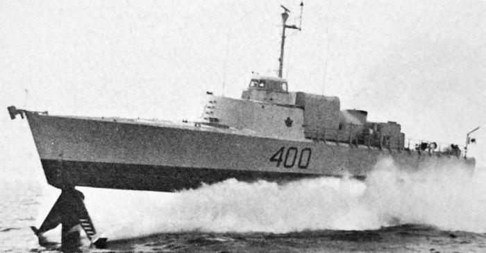 Bras d' Or 400-01