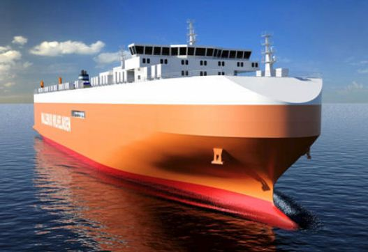 Norway-Wilh-Wilhelmsen-Group-Launches-New-Cargo-Vessel-Class