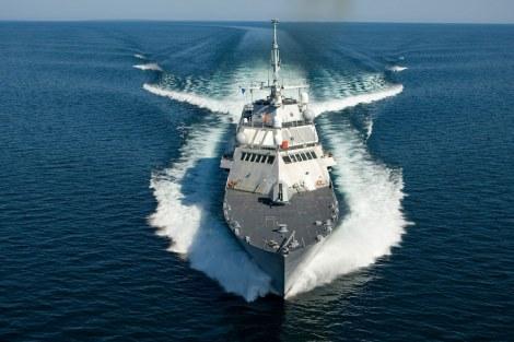 Resultado de imagen de fragatas construidas por Lockheed Martin, basado en el diseño de buques de combate litoral