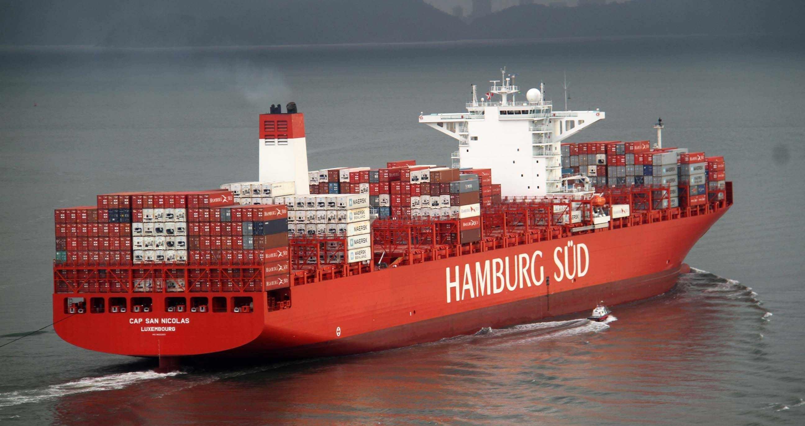Introducci n a la log stica los contenedores - Contenedores de barco ...