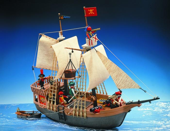 Playmobil-sørøverskib-3550