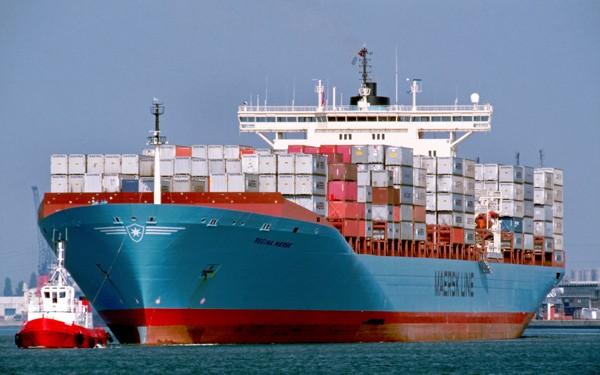 Regina Maersk, 1996 (4)