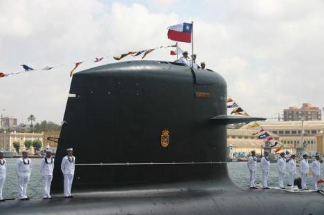 Los submarinos de la clase Scorpene