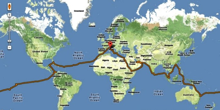 planetsolar-turanor-boat-record-expedition-world-map-2010-2012