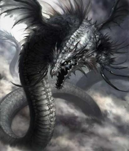 Imagen simbolica del Leviatan