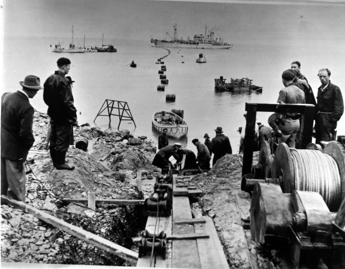 The+birth+of+HVDC+-+Gotland+1954