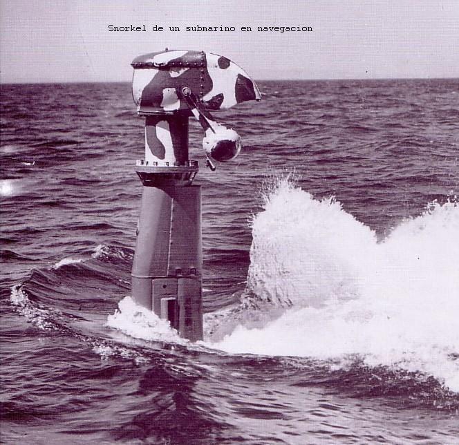 Snorkel en navegacion