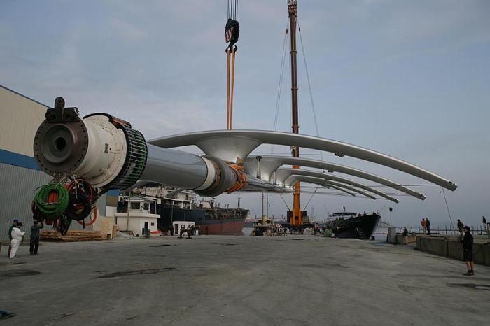 39 MF Mast Complete