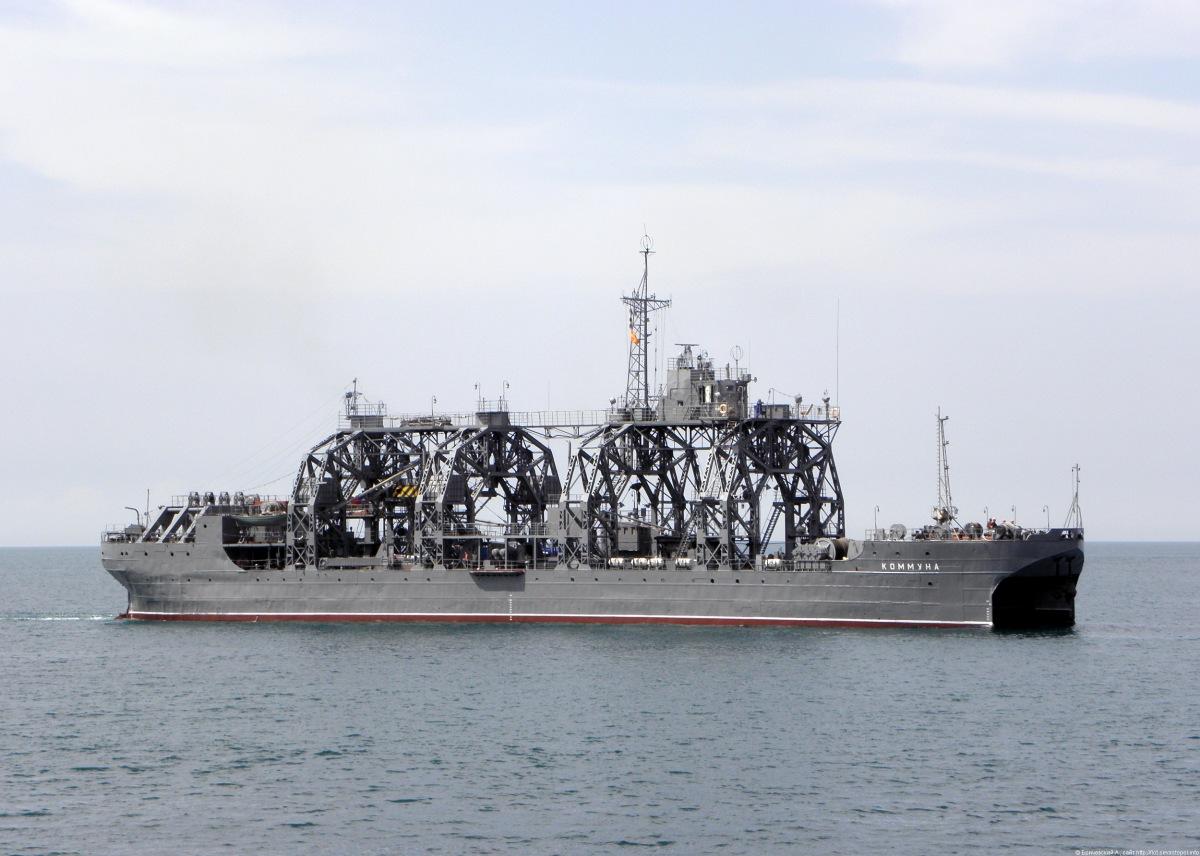Kommuna, el buque en servicio más antiguo del mundo.