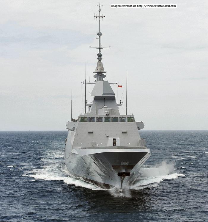 Fragata FREMM Mohamed VI