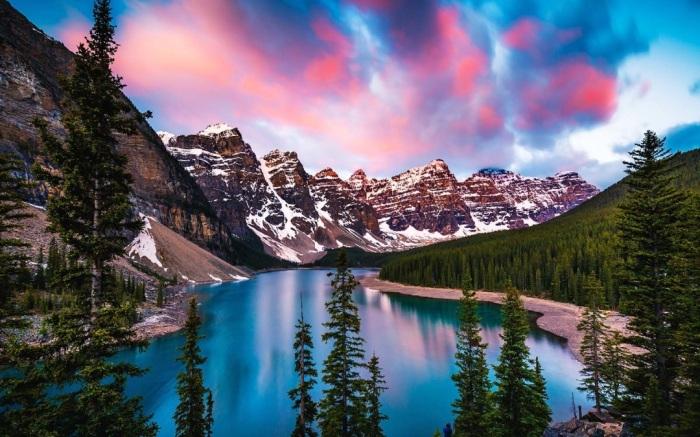 Imagen paisaje Canada