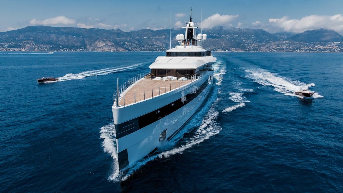 Boat International premia a los mejores yates en los Boat International Design & Innovation Awards 2020