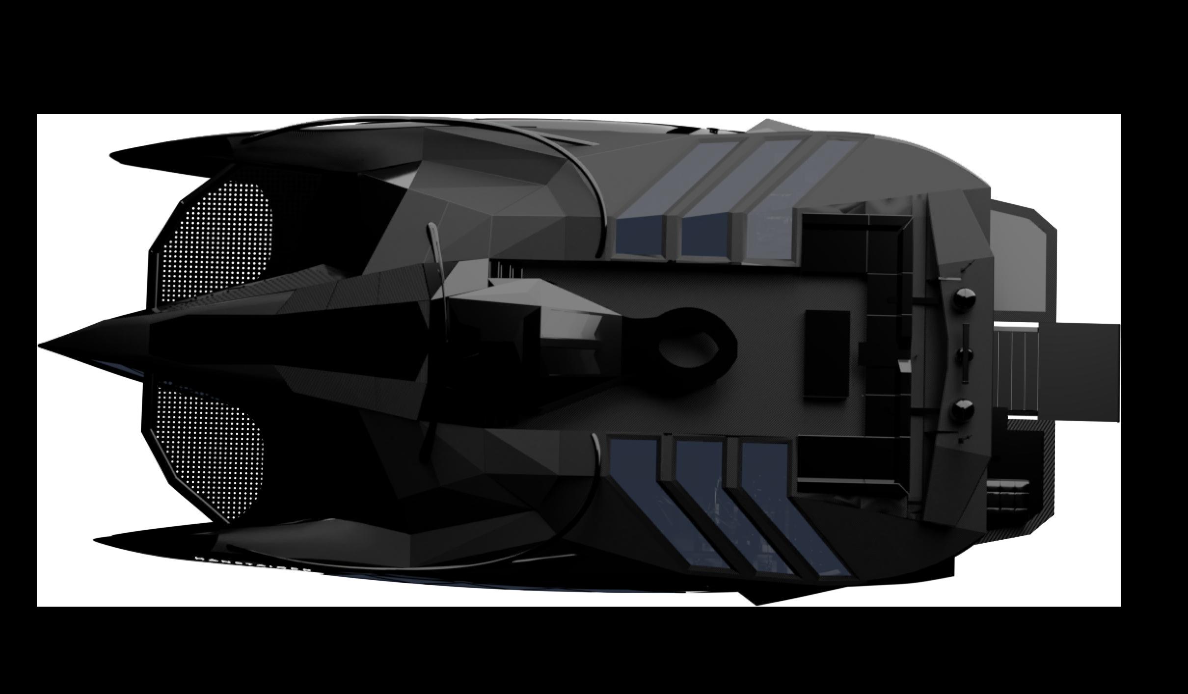 Hanstaiger X1 - A Revolutionary YachtHANSTAIGER