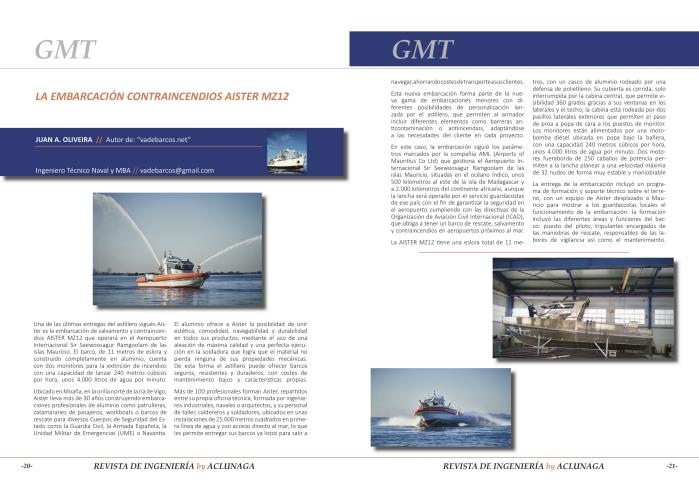 Revista GMT nº6